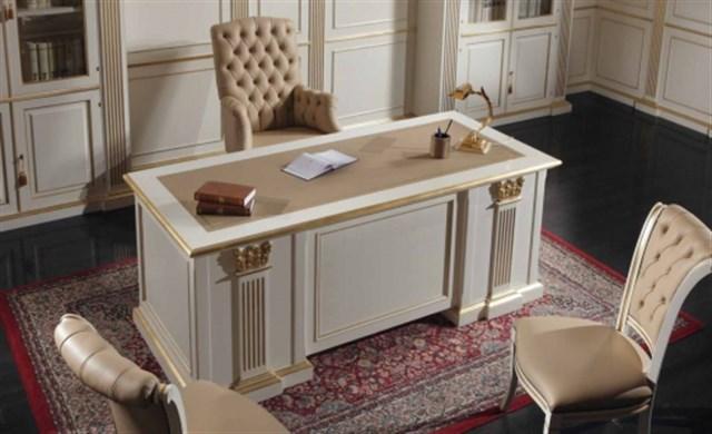 Рабочий кабинет в стиле Ампир