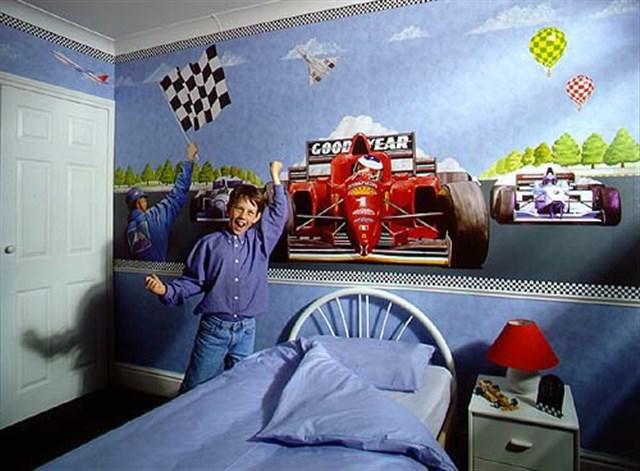 Идеи для ремонта детской комнаты