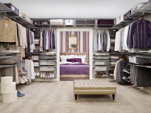 Перепланировка гардеробной, выделение комнаты