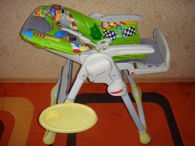 Трансформирующийся стульчик для ребенка