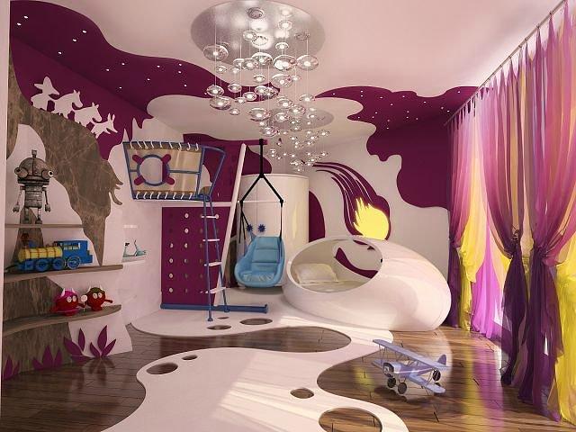 Оформление своей комнаты