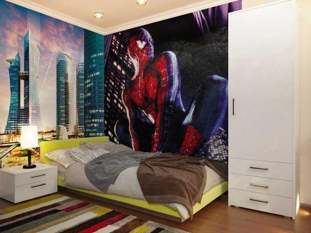 Комната для мальчика дизайн интерьера