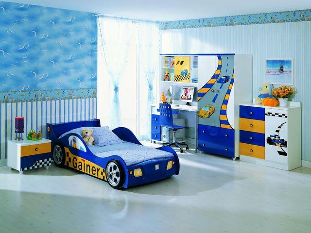 комната гонщика