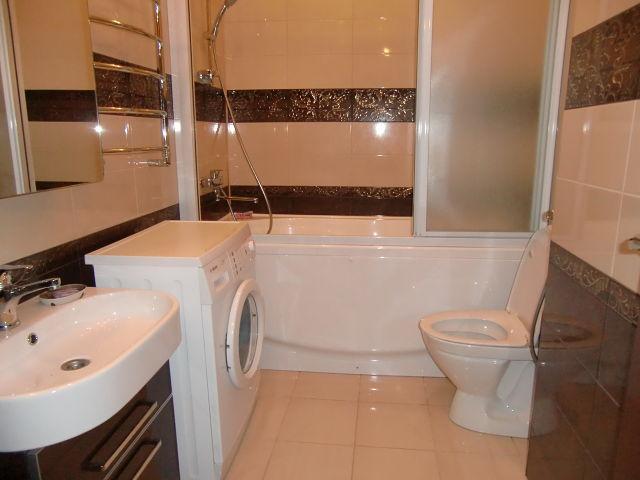 совмещённая ванна