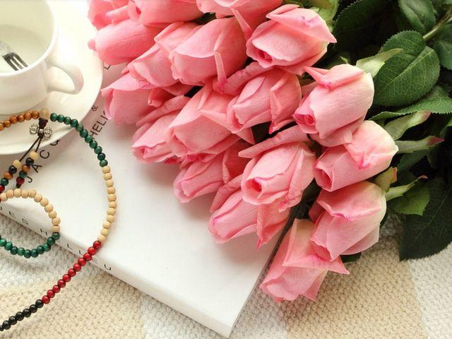 Искусственные цветы из силикона купить в интернет магазине заказ цветов amf