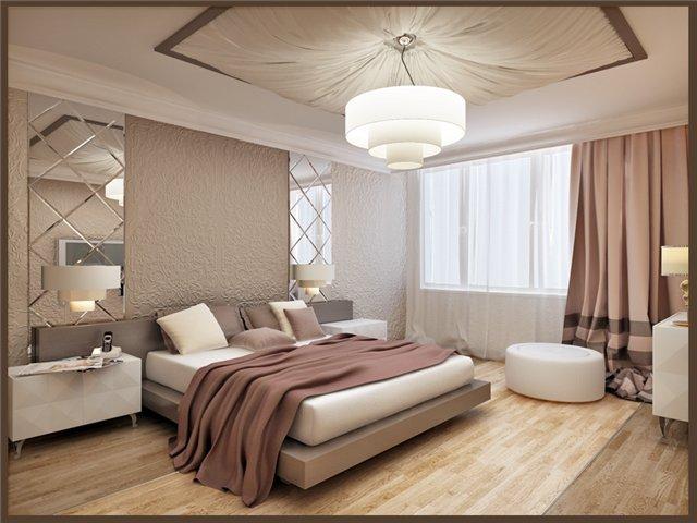 Ламинат для спальни
