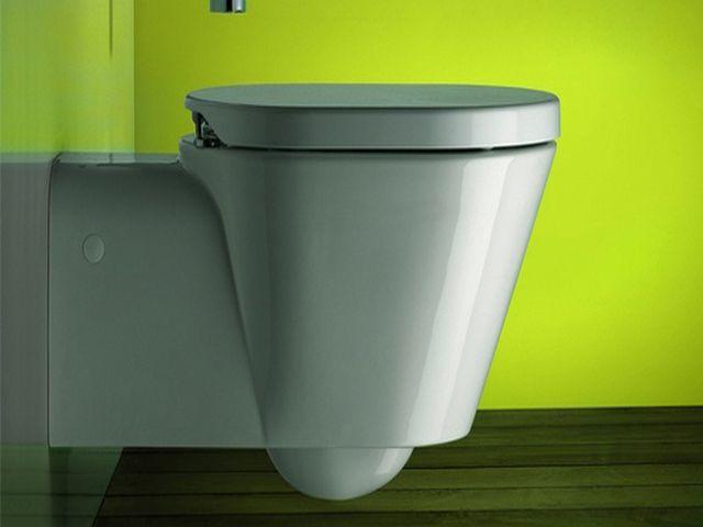 подвесной унитаз выдерживает вес до 400 кг!