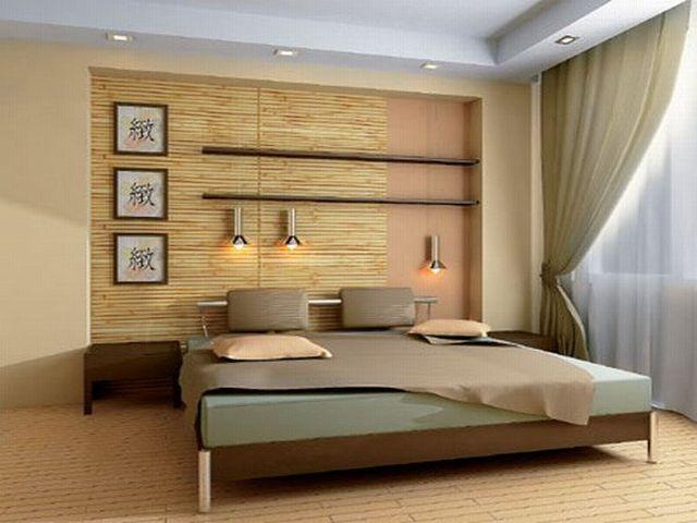 бамбуковые обои во взрослой зоне