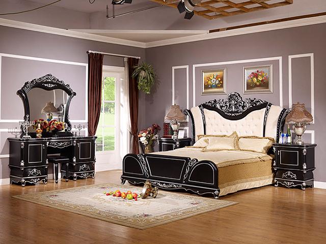 арабская кровать