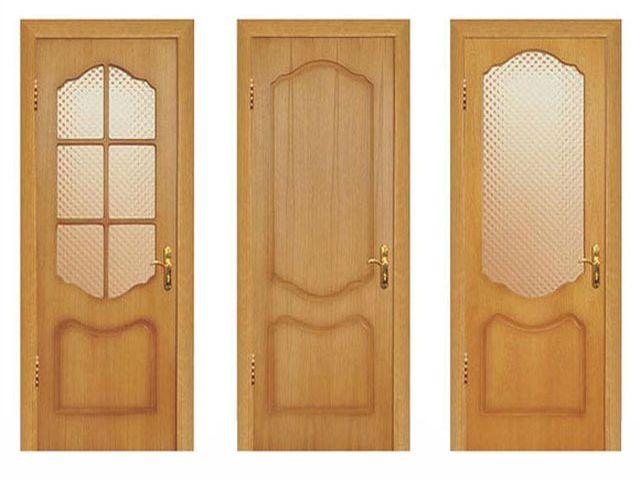 межкомнатная дверь из ДСП