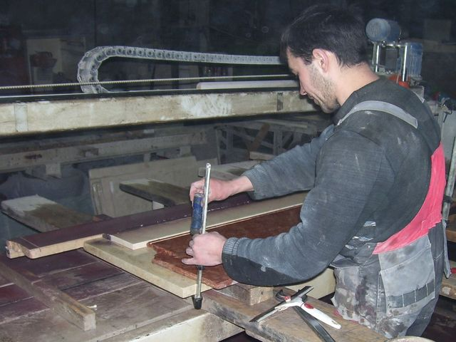 Производство мрамора своими руками