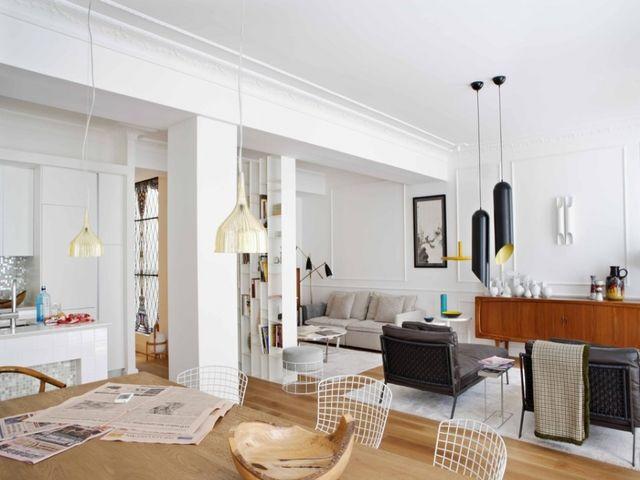 Перепланировка четырехкомнатной квартиры в панельном доме