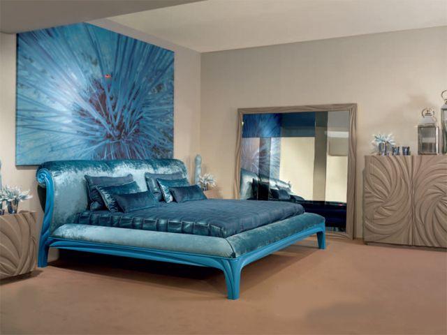 кровать в стиле арт деко