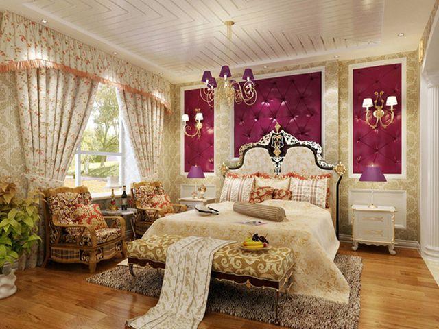 современная гостиная в стиле ампир