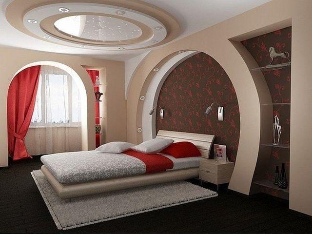 классическая купольная арка