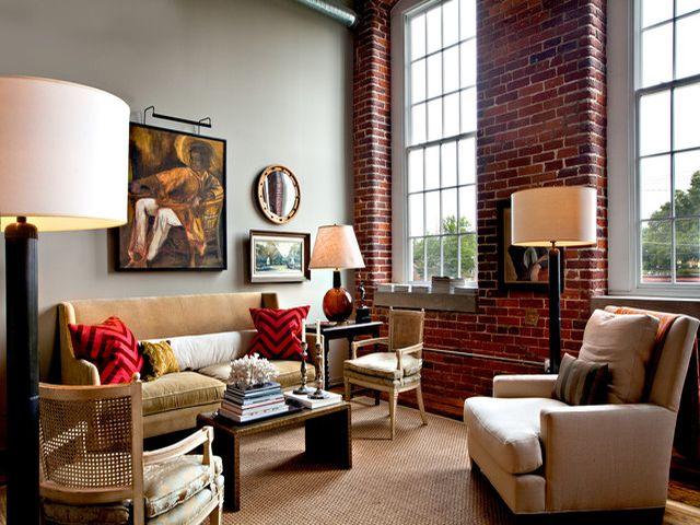 Эклектика в интерьере современной квартиры