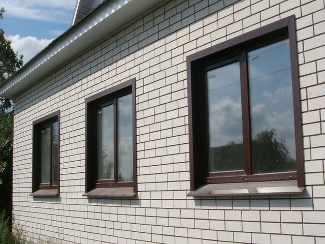 Качественно выполненные откосы – красота окна