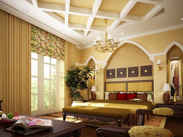 современная квартира в турецком стиле