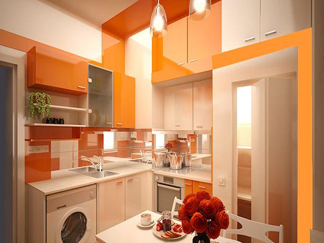 кухня в кубическом стиле
