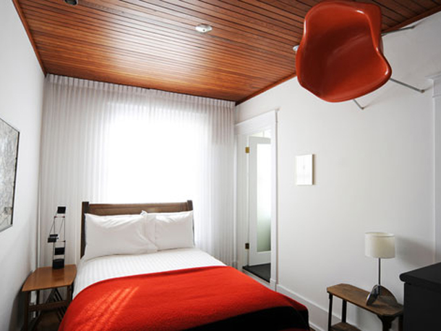 маленькая комната в стиле минимализм
