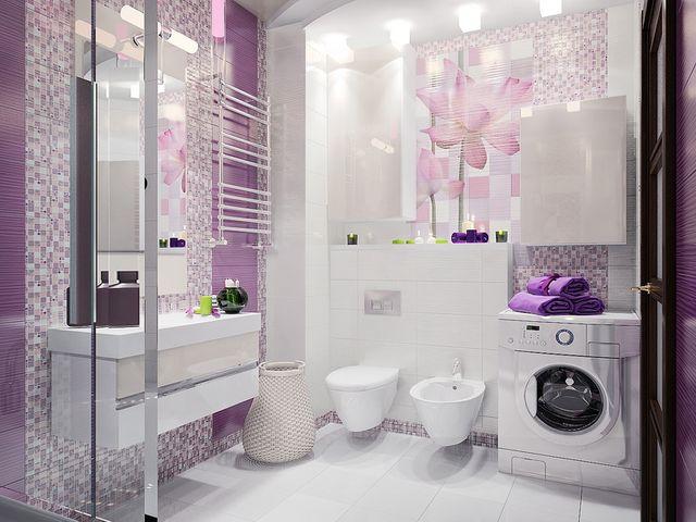 подвесная сантехника в ванной