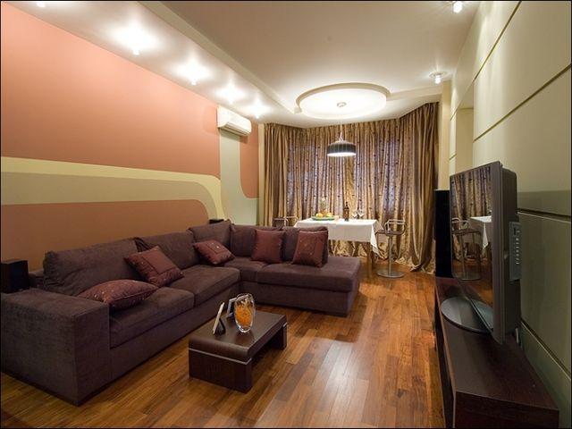 комната размером 20 кв. метров