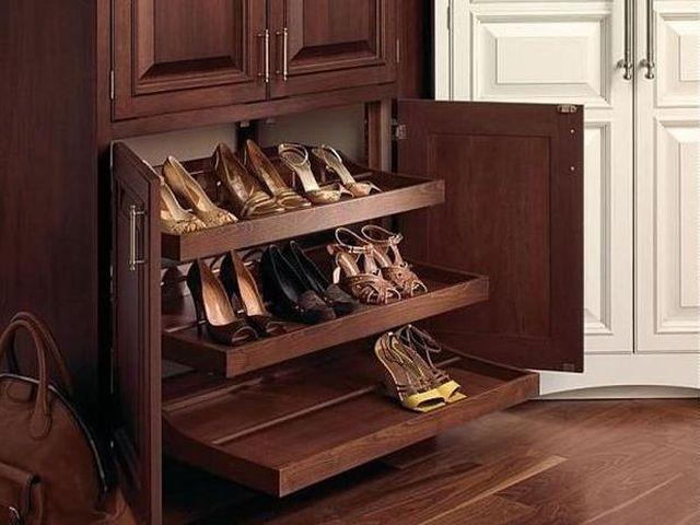 шкаф для обуви «бона»