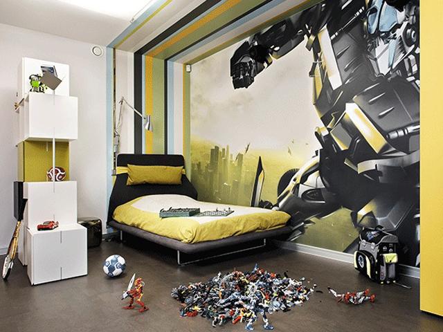 фото детских комнат для мальчиков подростков