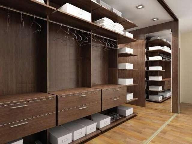 Дизайн спальни с гардеробной  Дизайн Спальни С Угловой Гардеробной