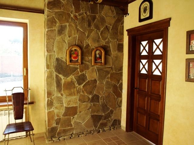 Каменная отделка стен
