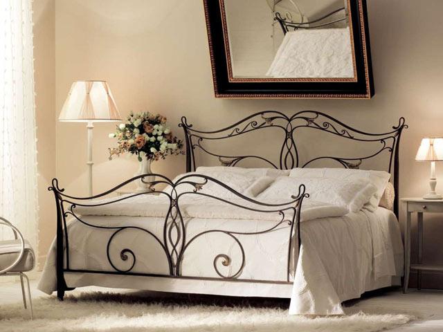 Дизайн кровати для эко-стиля