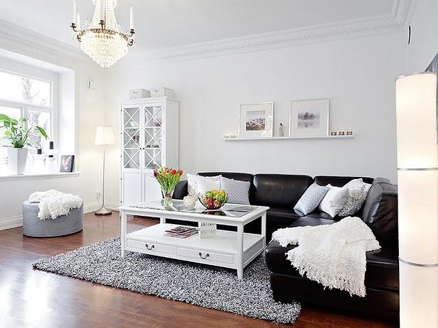 Варианты мебели по-скандинавски