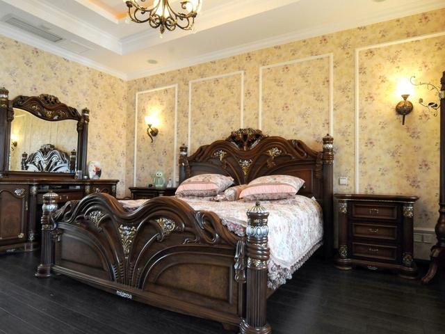 Оформление и отделка спальни