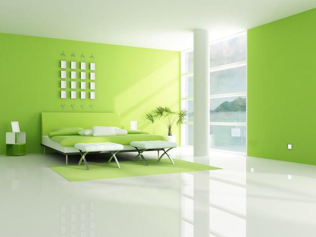 зелёная гамма