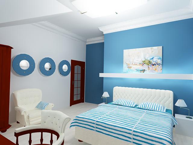 Расстановка мебели в спальне по фен-шуй