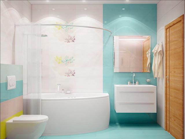 Совмещение ванной и душевой в одном приборе