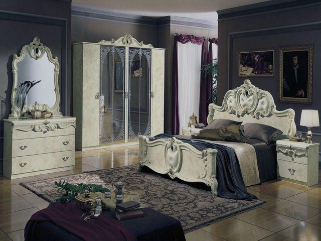 зеркала в стиле рококо