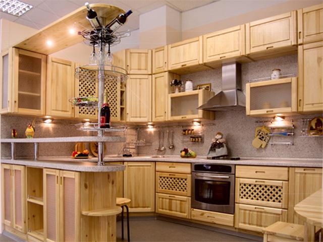 кухня в британском стиле