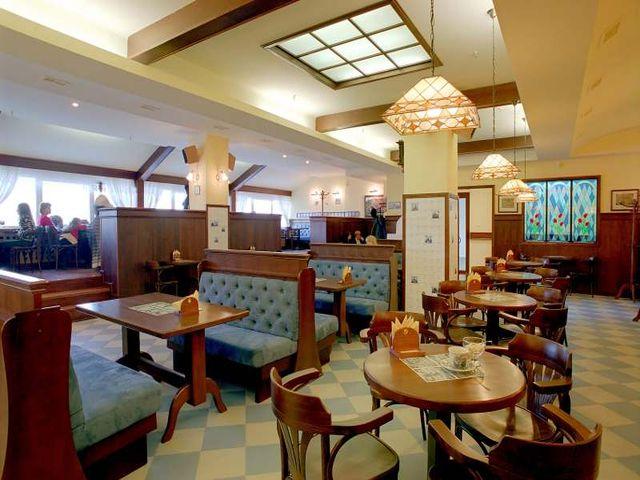 ресторан в голландском стиле