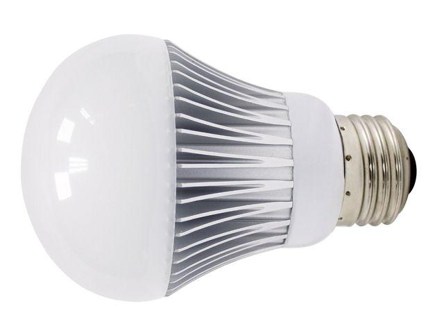 Внешний вид рефлекторной лампочки
