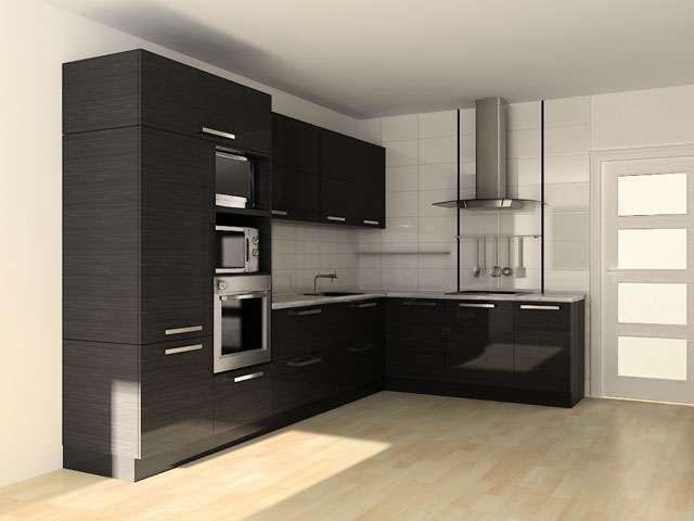 неоклассическая кухня