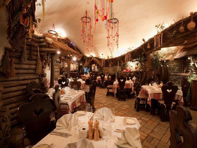 ресторан в этно стиле
