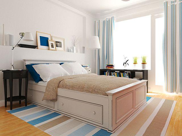 современная комната в финском стиле