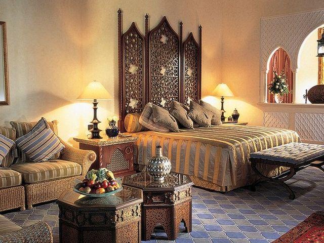 традиционная марокканская лампа