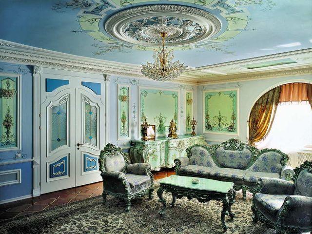 мебель в дворцовом стиле