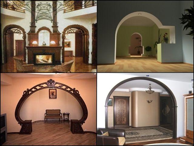 готическая арка