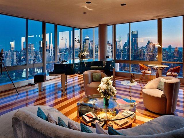 квартира в нью-йоркском стиле