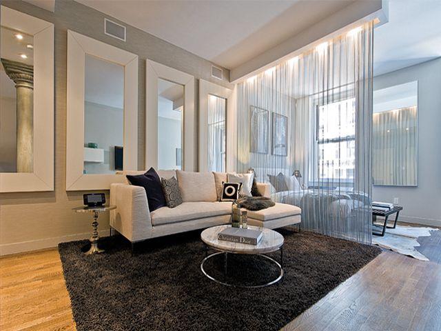квартира-студия в нью-йоркском стиле
