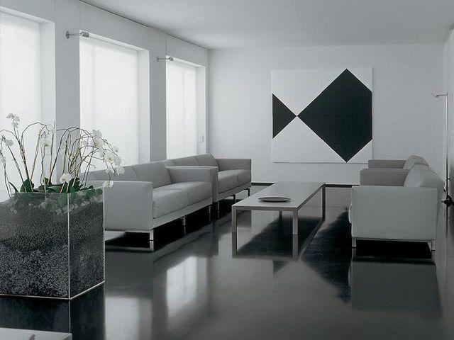 цвет металлик в конструктивном интерьере