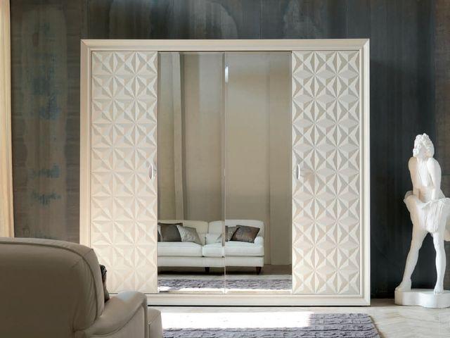 шкаф в стиле арт-деко
